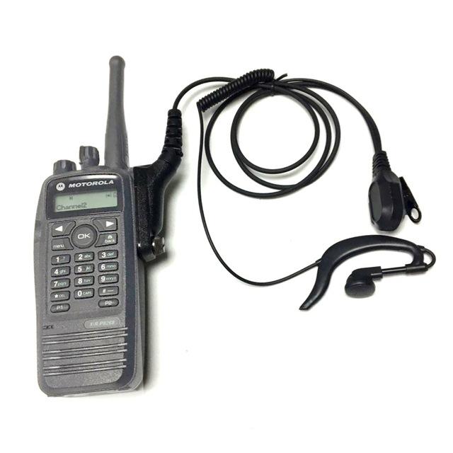 oreillette motorola talkie-walkie