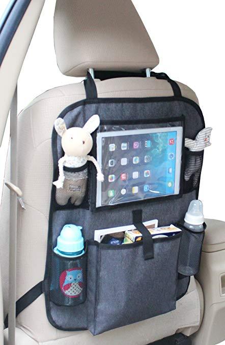 organiseur de voiture avec tablette