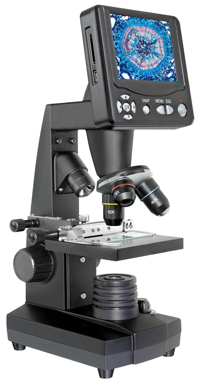 ou acheter un microscope