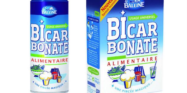 ou  du bicarbonate alimentaire