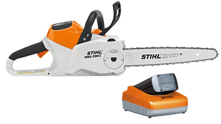 outillage stihl batterie