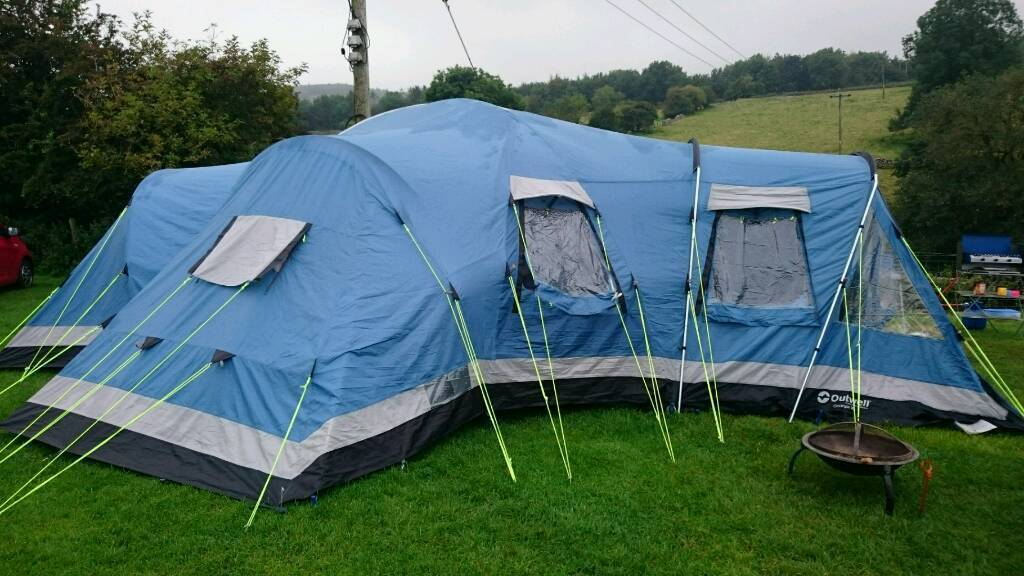 outwell 8 man tent