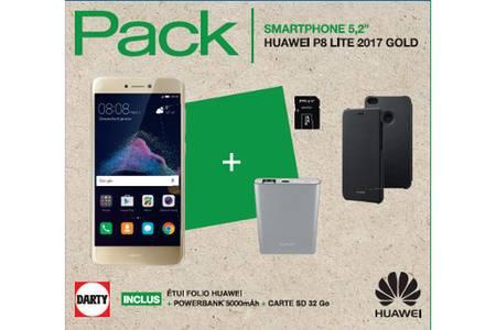 pack huawei p8 lite 2017