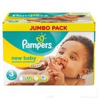 pack pampers taille 3