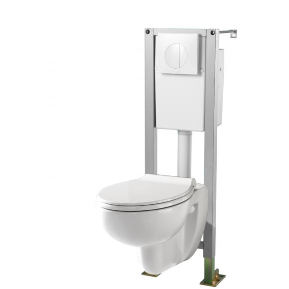 pack wc suspendu pas cher