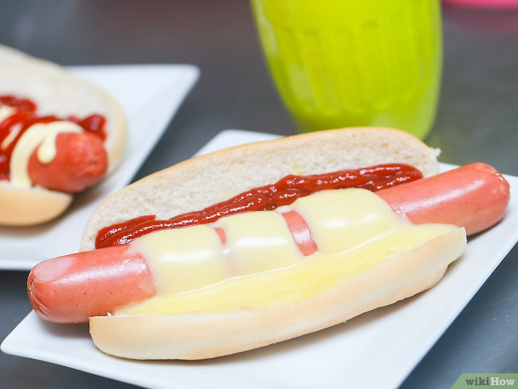 pain hot dog vapeur micro onde