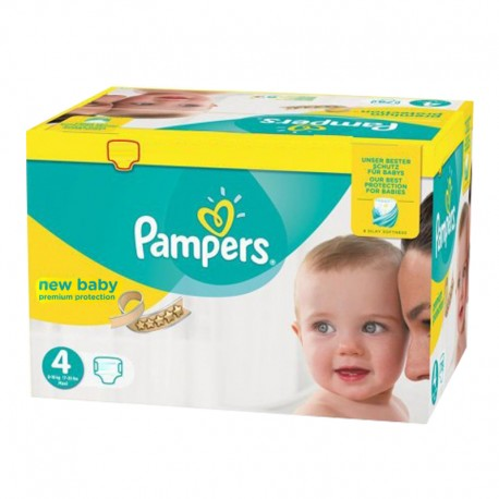 pampers pas cher taille 4