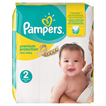 pampers taille 2 prix