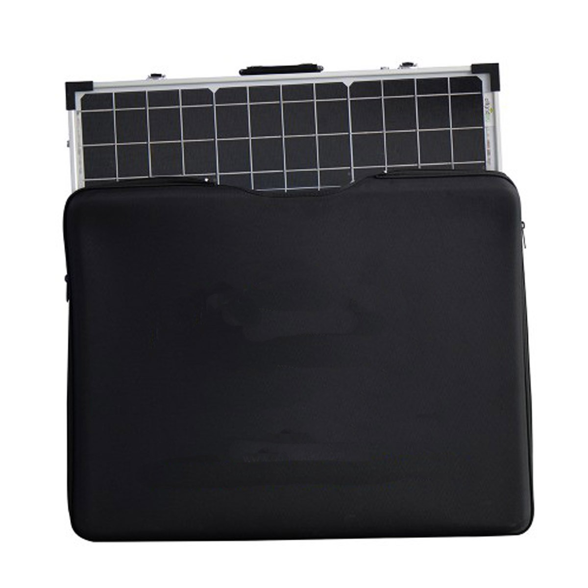 panneau solaire valise 100w