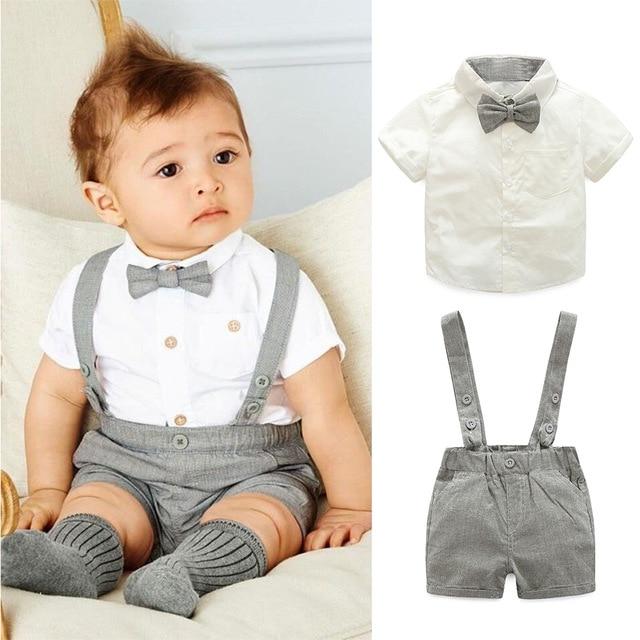 pantalon bretelle bebe