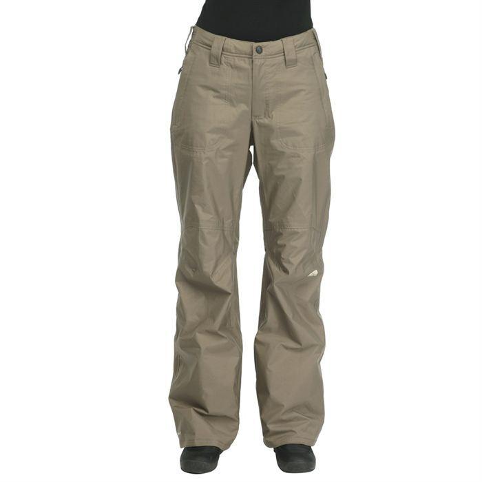 pantalon de ski femme kaki