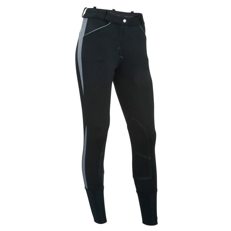 pantalon equitation noir