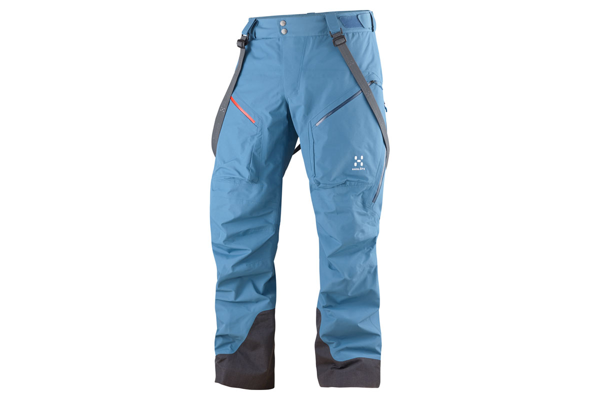 pantalon ski de randonnée homme