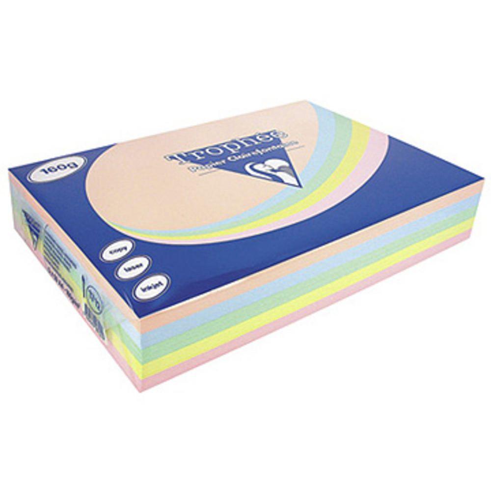 papier a4 couleur
