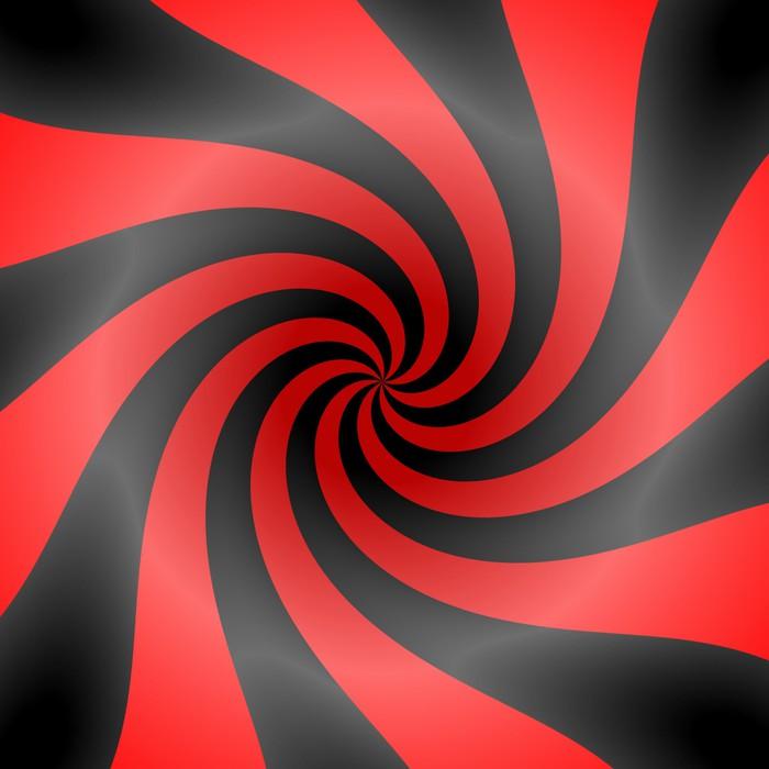 papier peint noir et rouge