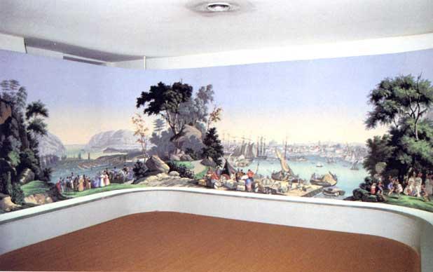 papier peint paysage pas cher