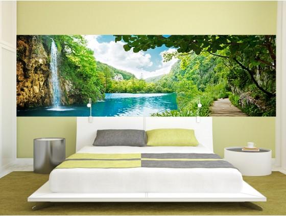 papier peint paysage