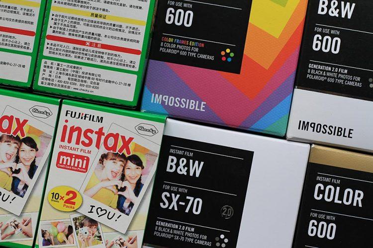 papier photo polaroid pas cher