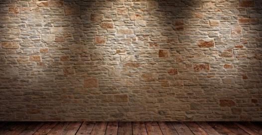 papier trompe l oeil pierre