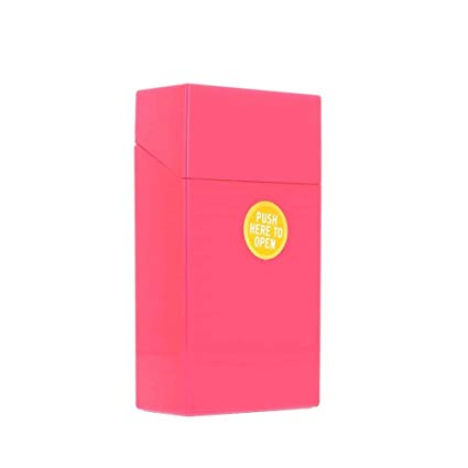 paquet de cigarette rose