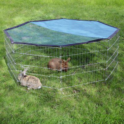 parc pour lapin