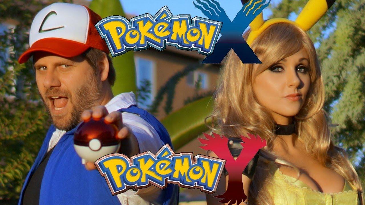 parodie x pokemon