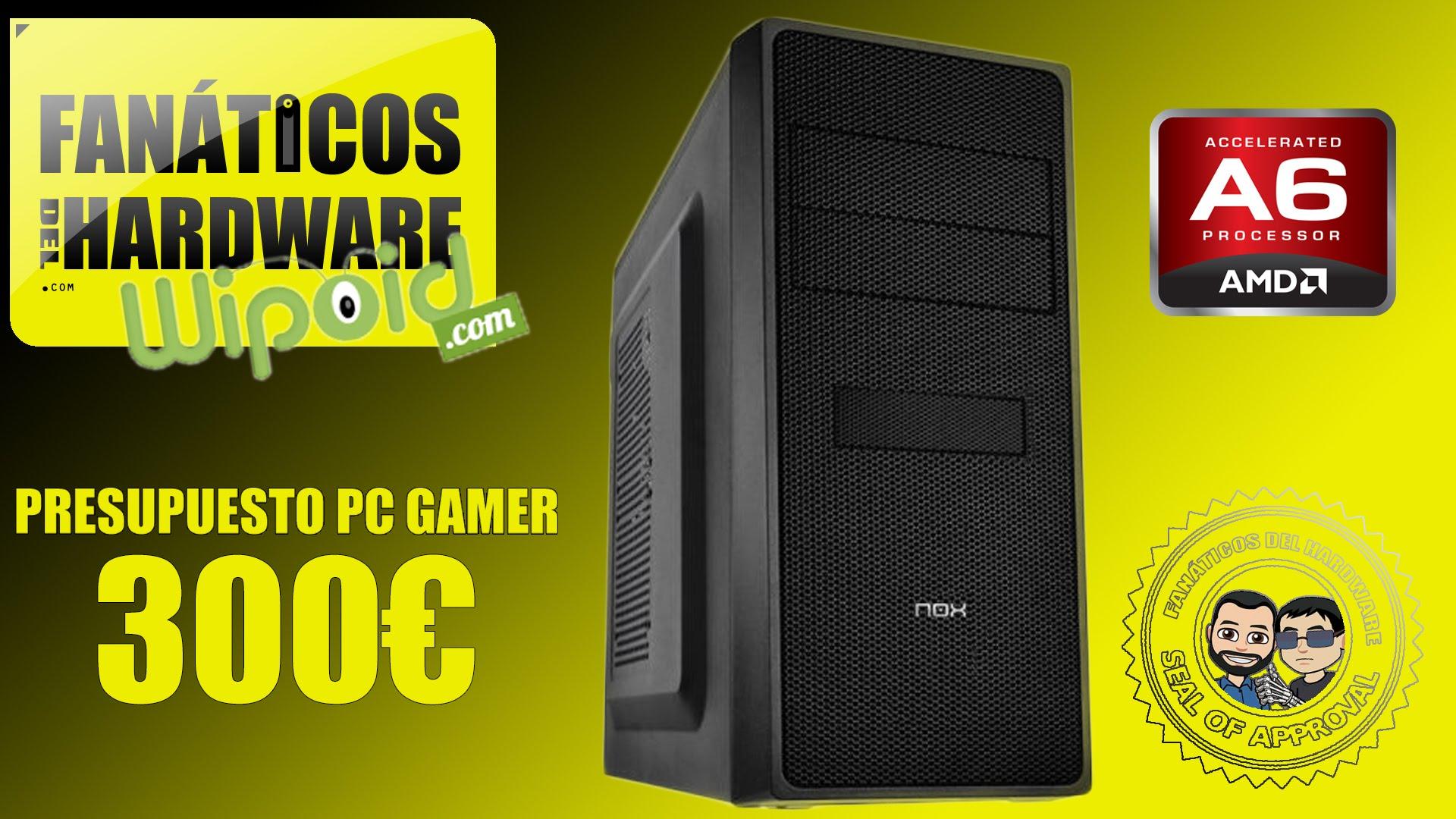 pc gamer a 300