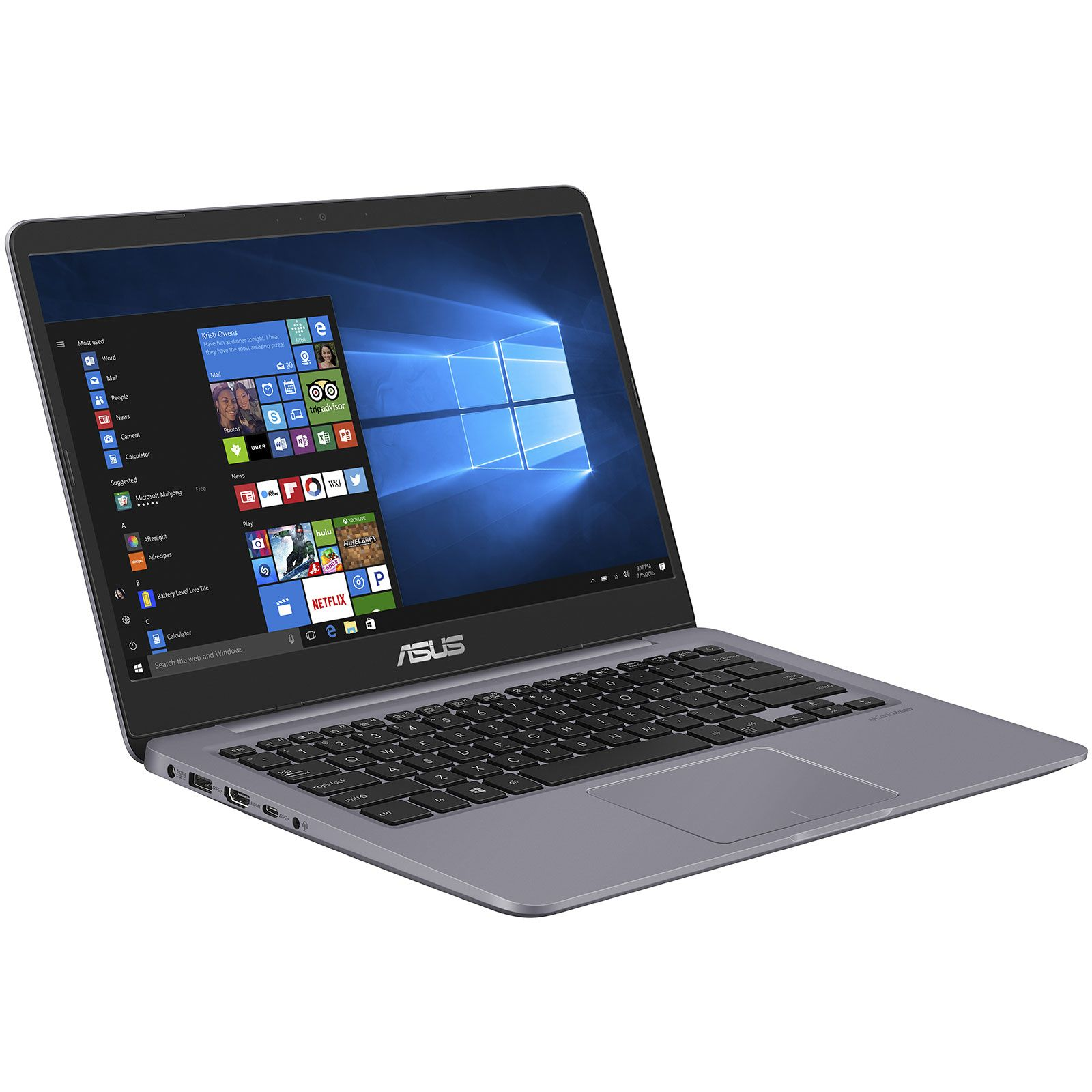 pc portable asus 2016