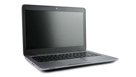 pc portable ecran noir
