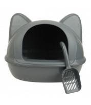 petite maison de toilette pour chat