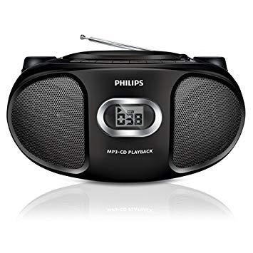 philips radio cd