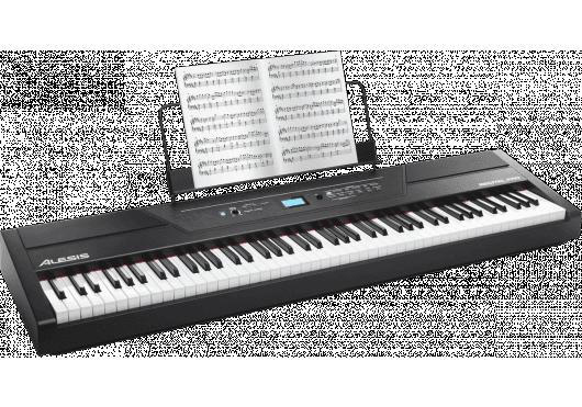 piano numérique toucher lourd