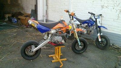 pièce dirt bike