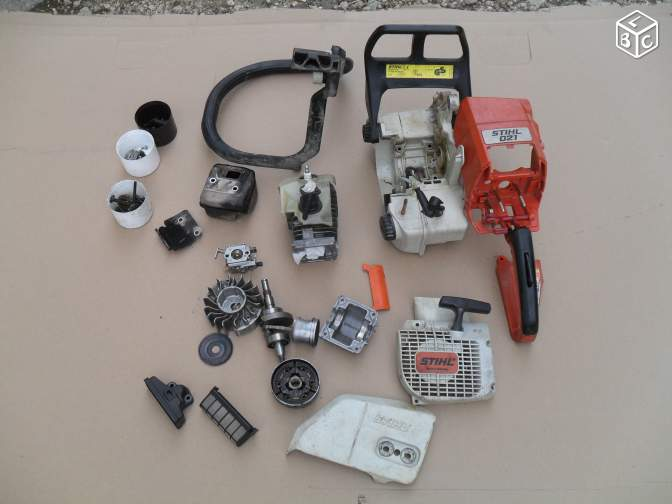 pieces detachees pour tronconneuse stihl