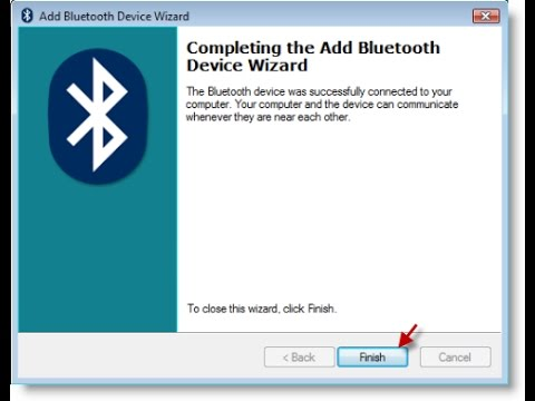 pilote bluetooth windows 7