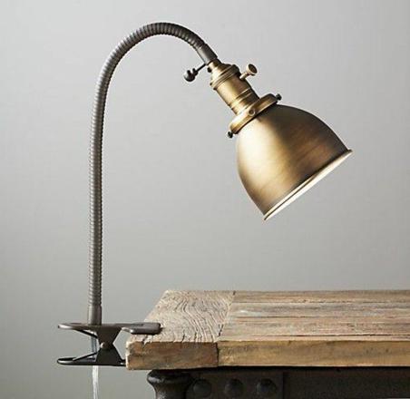 pince lampe