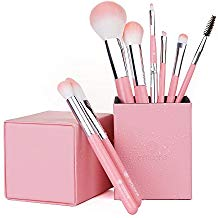 pinceau maquillage rose