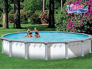 piscine hors sol ronde 6 m
