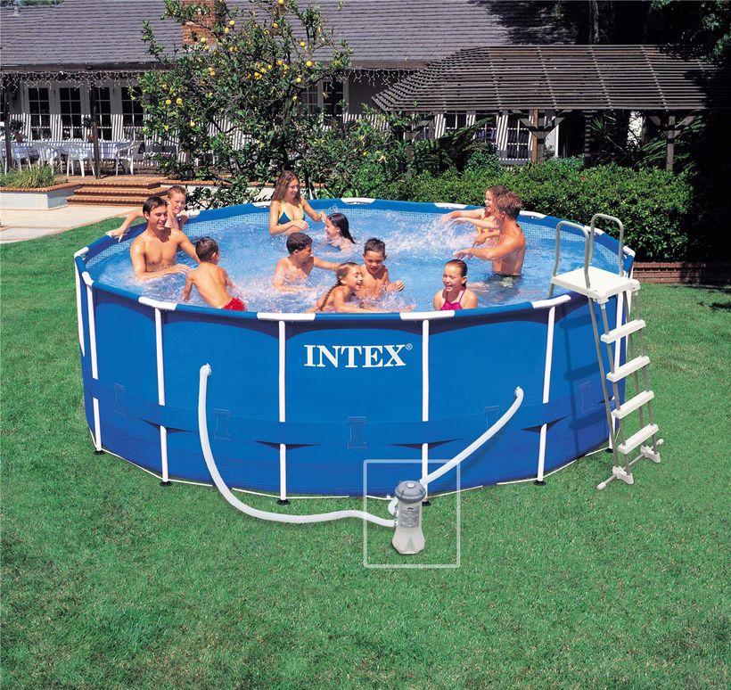 piscine intex 1.22