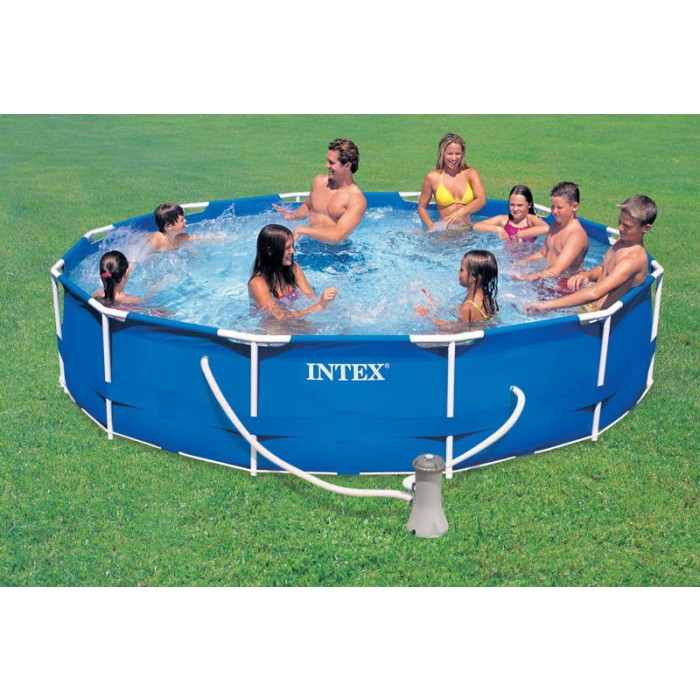 piscine intex 366