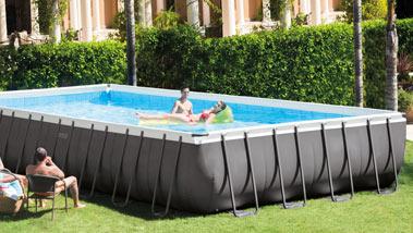piscine intex hors sol