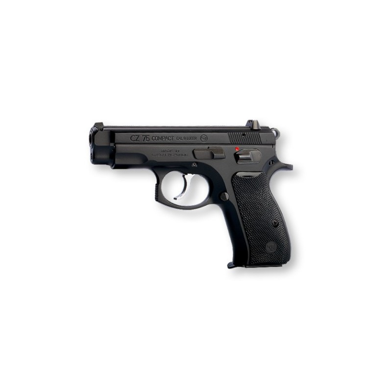 pistolet compact 9mm