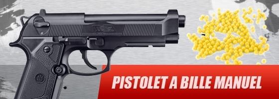pistolet en plastique pas cher