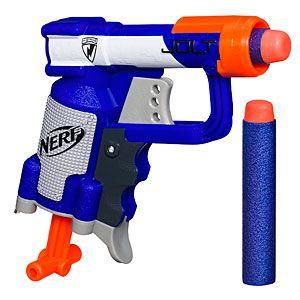 pistolet nerf jolt