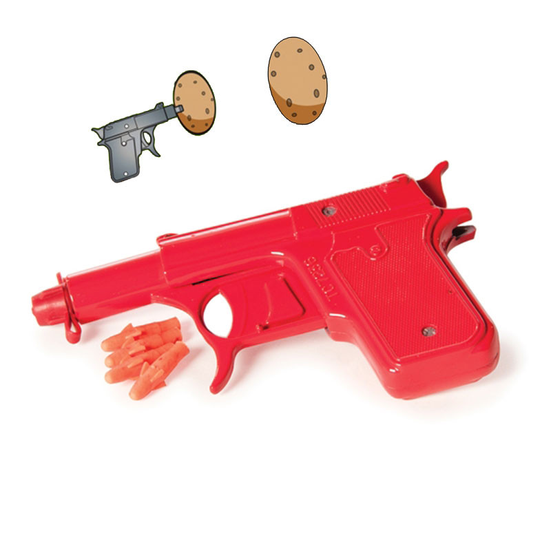 pistolet patate