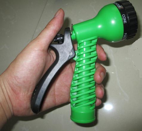 pistolet pour tuyau d arrosage extensible