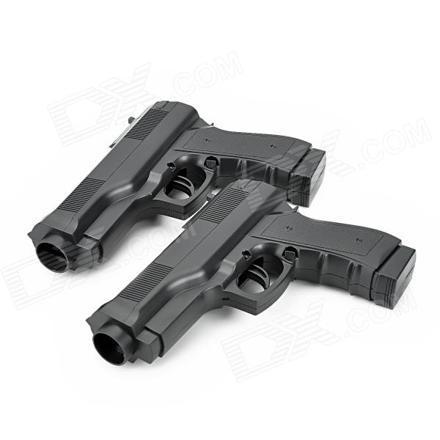pistolet pour wii u