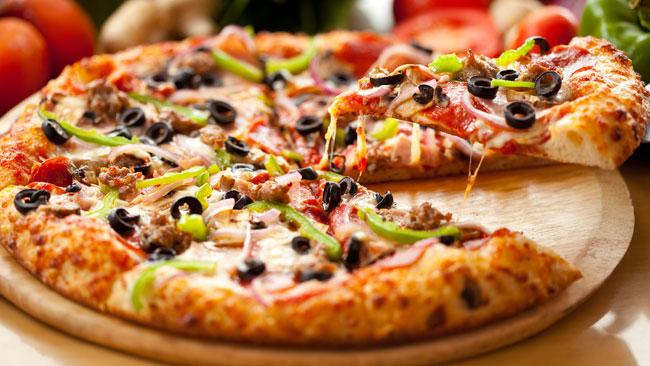 pizza bonne