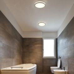 plafonnier design salle de bain