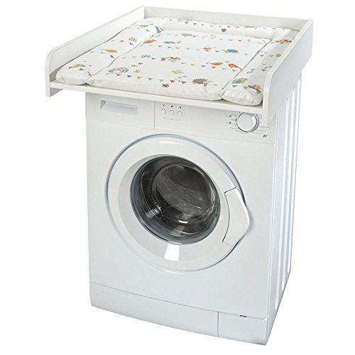 plan à langer pour machine à laver